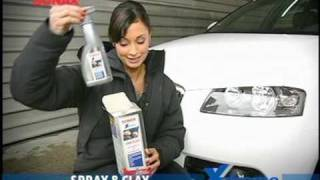 getlinkyoutube.com-Sonax Xtreme Spray and Clay