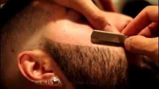 getlinkyoutube.com-The Secret To Making A Beard Or head Line Sharp Every Time Guaranteed !