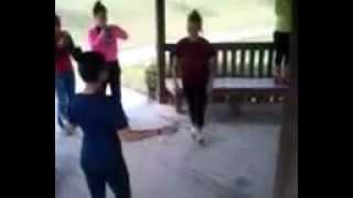 Girl fight in rockwall