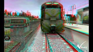 getlinkyoutube.com-3D Estereoscópico de Simulador Trainz