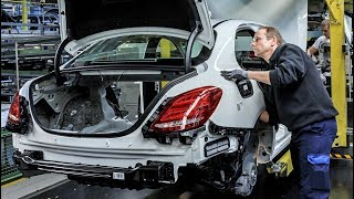 getlinkyoutube.com-2015 Mercedes Benz C-Class Assembly Line