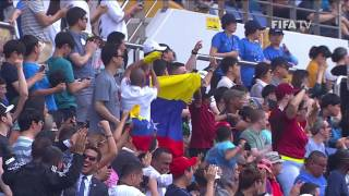 Match 03:  Venezuela v. Germany - FIFA U-20 World Cup 2017