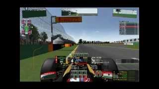 F1 2012 rFactor SP- G.I.D Plugin -- DRS & KERS