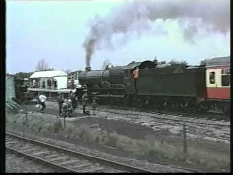 The ABC of RAILWAYS: Q is for  QUAINTON