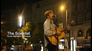 getlinkyoutube.com-A band in Prague sings the Scientist. coldplay (cover)