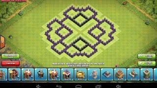 getlinkyoutube.com-Diseño de aldea Farming Ayuntamiento 7