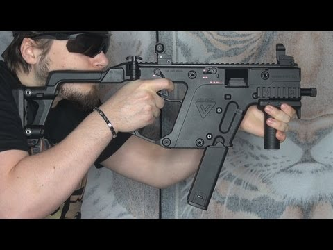 (Airsoft) KRISS Vector KWA - KhanSeb