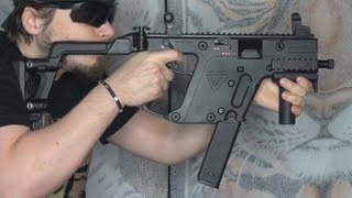 getlinkyoutube.com-(Airsoft) KRISS Vector KWA - KhanSeb