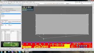 getlinkyoutube.com-Altium Designer 14. Polygon Editing (Редактирование полигонов)
