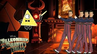getlinkyoutube.com-We Are Number One but in Gravity Falls [HD/BILL CIPHER]