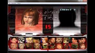 getlinkyoutube.com-Unlock all Tekken 3 players in 30 Seconds