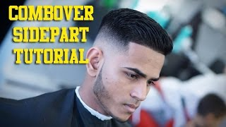 getlinkyoutube.com-Combover Sidepart Tutorial - Step by Step HOW TO