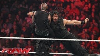 getlinkyoutube.com-Rey Mysterio, Kofi Kingston & Big E. Langston vs. The Shield: Raw, Feb. 3, 2014