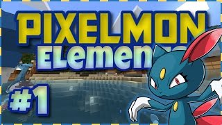 getlinkyoutube.com-PIXELMON 4.0.7 ELEMENTS ► EPISODE 1 ► AN UNEXPECTED ICY ADVENTURE!