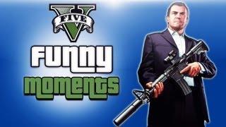 getlinkyoutube.com-GTA 5 Funny Moments Ep. 3 (Dumb Cops, Wall Glitch, Skyfall Cheat)