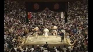 getlinkyoutube.com-貴乃花 vs 朝青龍 「ガチ」