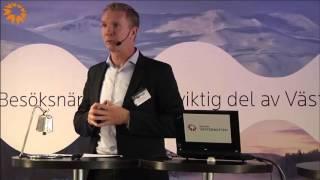 Turismkonferens 2015 - Inledning - Mats Hedenström