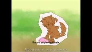 getlinkyoutube.com-El lobo que se enamoró de Caperucita Roja, Kagamine Len/Rin - Fandub Español (Kyoko-chan)