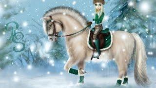 getlinkyoutube.com-[SSO] Speedpainting [Fjord horse] - by Ruby Silverland