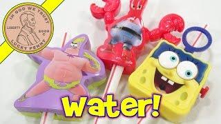 getlinkyoutube.com-Spongebob Out Of Water McDonald's 2015 Happy Meal Toys