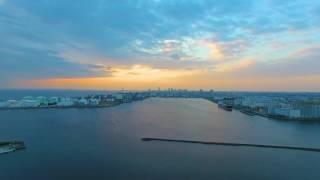 getlinkyoutube.com-[摂理の賛美]勢いよく昇ろう(DJI Phantom4空撮映像@千葉ポートタワー)
