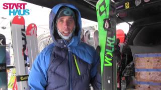 getlinkyoutube.com-2016 Volkl RTM 84 Ski Review, First Impression