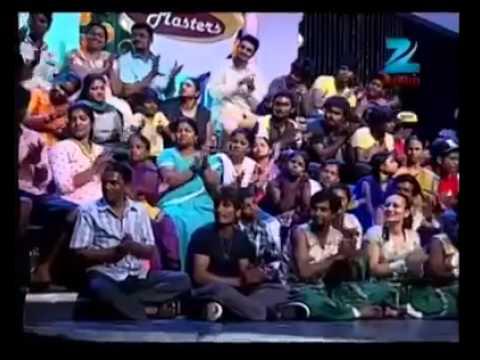 Vijay mass in zee tamil Little masters