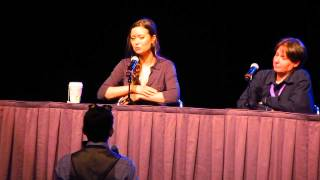 Comicpalooza 2015 -- Summer Glau Panel #2