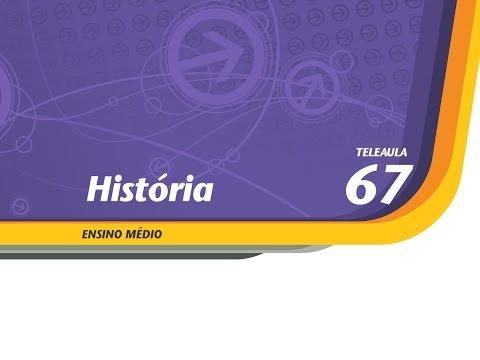 67 - O governo Jânio Quadros - História - Ens. Médio - Telecurso