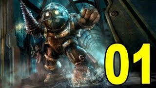 getlinkyoutube.com-Bioshock - Part 1 - Welcome To Rapture (Let's Play/Playthrough/Walkthrough)