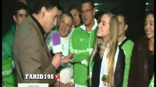 getlinkyoutube.com-المشجعة البرازيلية جوليا تبحث عن تذكرة للدخول الملعب لمتابعة الجزائر