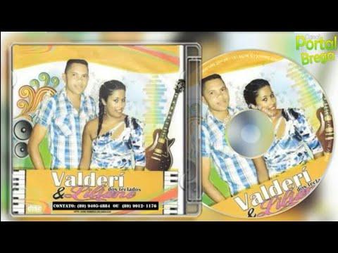 CD Completo Valderí dos Teclados e Liliane - O Estouro da Música Brega de São João do Piauí