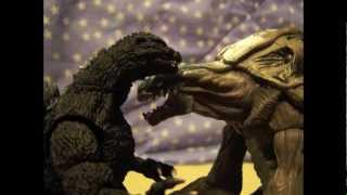 getlinkyoutube.com-Godzilla vs The Alien Monsters