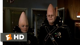 getlinkyoutube.com-Coneheads (1/10) Movie CLIP - We Will Blend In (1993) HD