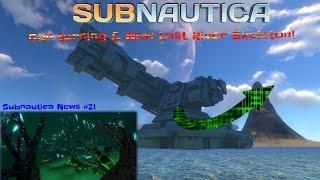 getlinkyoutube.com-Gun turning, Precursors MADE Carar & NEW Lost River skeleton! | Subnautica News #21