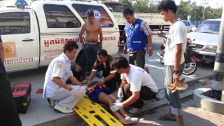 getlinkyoutube.com-อุบัติเหตุถนนกิ่งแก้ว