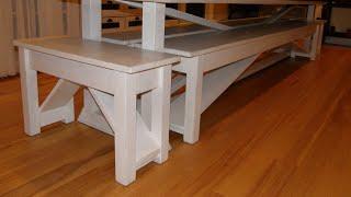 getlinkyoutube.com-4 Benches for X12