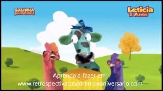getlinkyoutube.com-Galinha Pintadinha 3 - Abertura para Retrospectiva