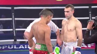getlinkyoutube.com-Morocco Atlas Lions v Algeria Desert Hawks - World Series of Boxing Season V Highlights