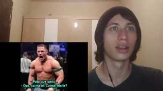 getlinkyoutube.com-React 385 Trote John Cena Legendado [Prank Call]