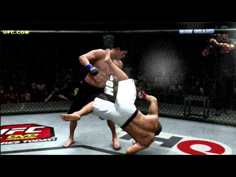 UFC Undisputed 3 Debut Trailer