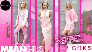 Mean Girls Inspired Pink Lookbook | Amiclubwear