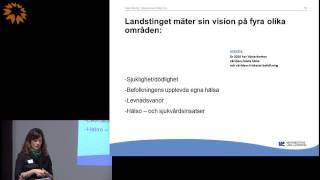 Karin Modig, Västerbottens läns landsting