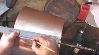 getlinkyoutube.com-Copper Frustum Construction