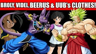 getlinkyoutube.com-Dragon Ball Xenoverse - How to get Broly, Videl, Beerus and Uub's Clothing for Custom Character!