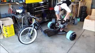 getlinkyoutube.com-Pro Series Drift Trike Conversion