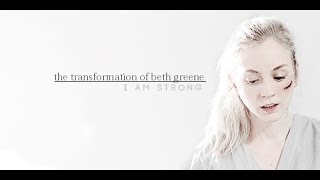 getlinkyoutube.com-the transformation of beth greene || the walking dead {5x08+} if you must die, sweetheart...