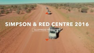 getlinkyoutube.com-4wd Adventure Simpson Desert & Red Centre 2016 Part 1 | ALLOFFROAD #87-1