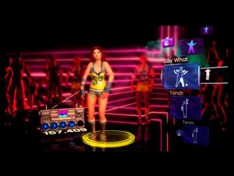 Dance Central - Poker Face -tdJRJAJ3gpo