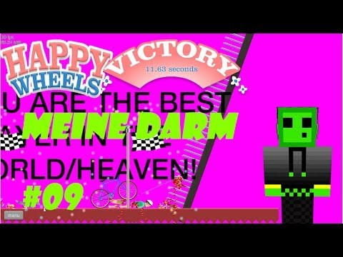 Let's Play Happy Wheels Part 9 |  Mein Darm